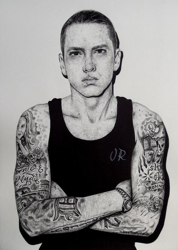 Robert Claus Eminem : robert, claus, eminem, Radically, Different, Eminem's, Actual, Life!!, Cinema, Central