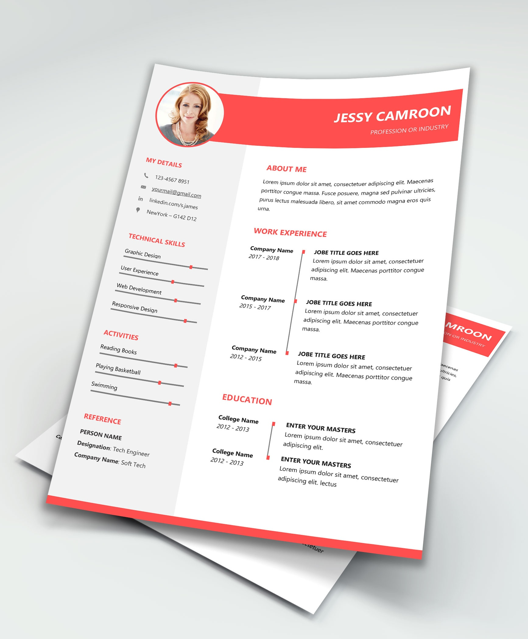 Free Resume Word Template Where Can I Find Free Cv Templates In Word Quora