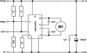 How to drive a 12VDC 2-3A DC motor using Arduino PWM pins