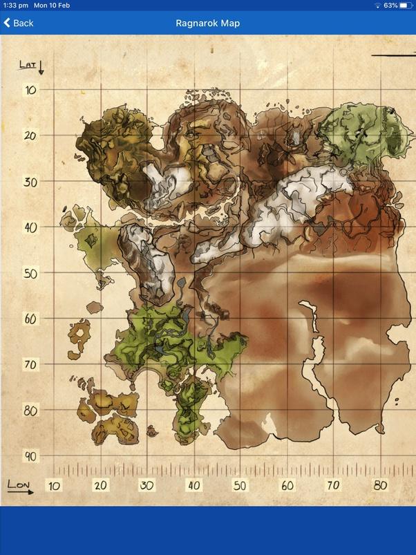 Ragnarok Resource Map : ragnarok, resource, Survival, Evolved?, Quora