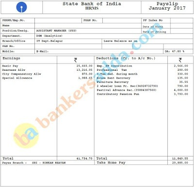 What is the salary of an SBI PO officer  Quora