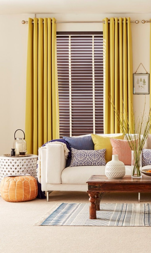 which colour of curtains is the best