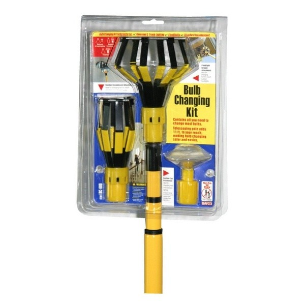 Bayco 11 Ft Steel And Plastic Light Bulb Changer