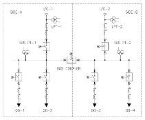 What is the main functional difference between electrical