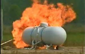 In which situations LPG cylinder can blast?  Quora