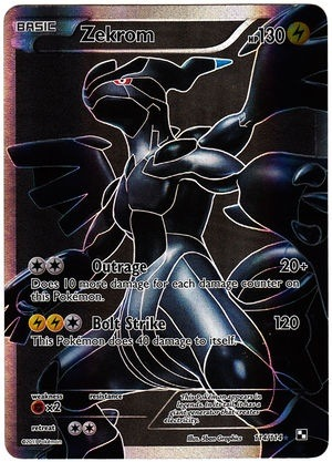 Is this a Full Art Pokemonpokmon card  Quora