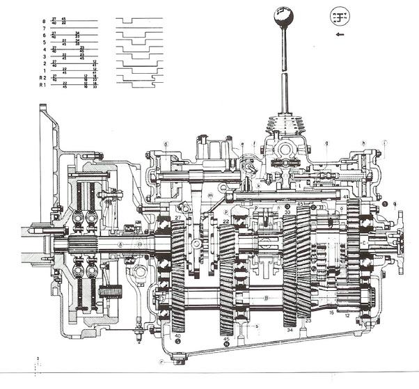 Manual Transmission Diagram Schaeffler Eclutch Changing