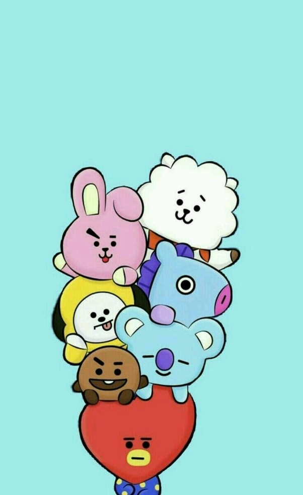 What is BT21? - Quora