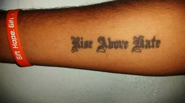 John Cena Tattoo Photo