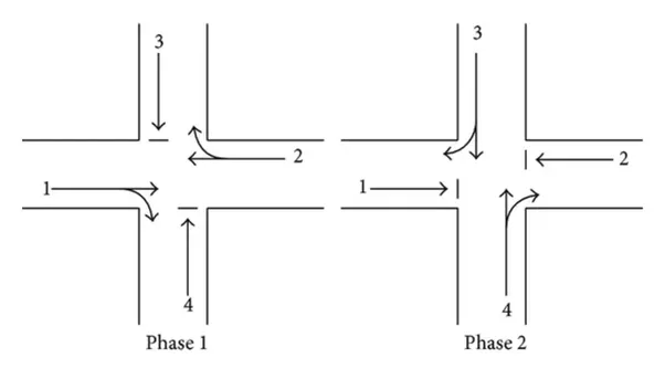 related with intersection wiring diagram