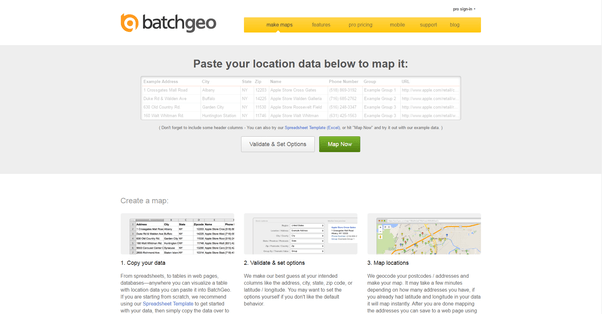 What are the best tools for data visualizations involving maps? - Quora