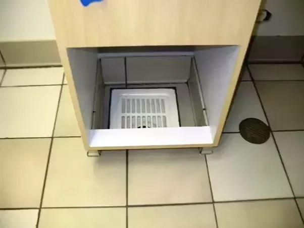 should a kitchen have a floor drain