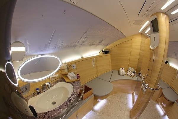 What is it like to fly first class on Emirates  Quora