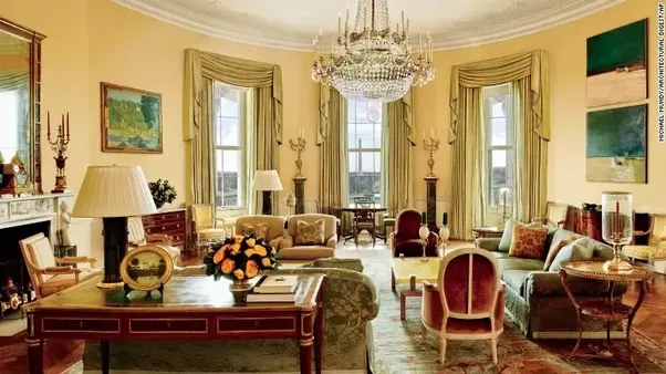 How many bedrooms does the White House have  Quora