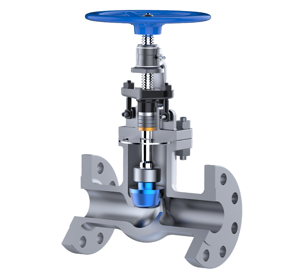 medium resolution of globe valve diagram with cap