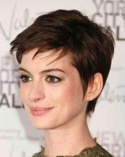 in female haircuts 'pixie