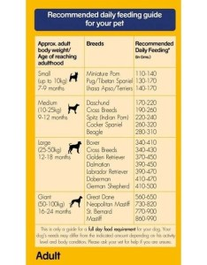 It also depends on the breed of pup hence attaching  picture for same what amount pedigree is needed month puppy quora rh