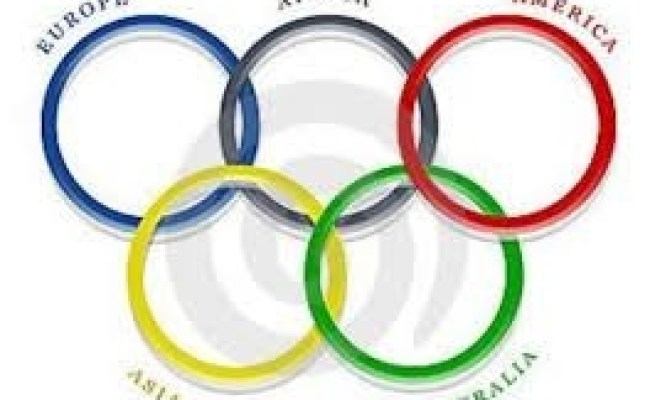 What Does The 5 Different Rings In The Olympic Symbol
