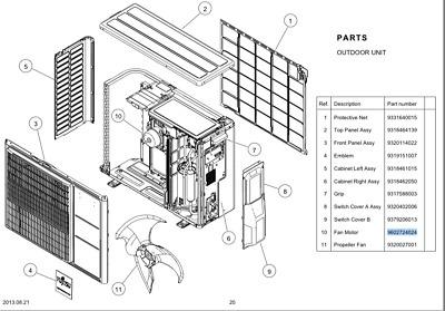 Bluestar Split Ac Wiring Diagram