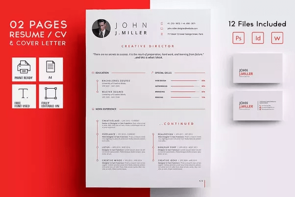 What's a good resume template for Microsoft Word 2003? - Quora