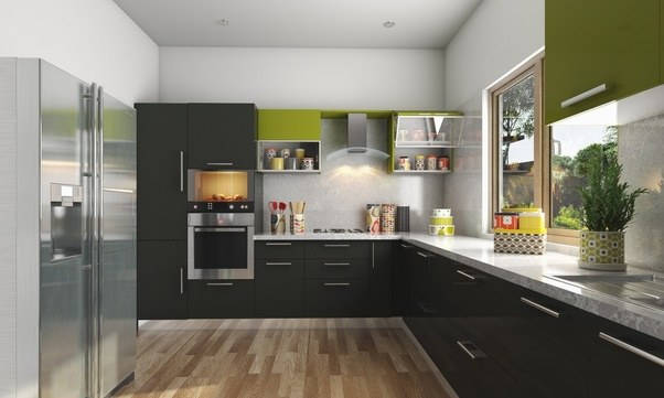 Modular Kitchen Ideas Small Kitchen India