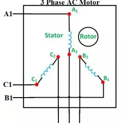 Three Phase Motor Wiring Diagrams Cause And Effect Diagram Word How To Connect 3 Motors In Star Delta Connection Quora For