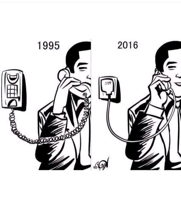 What things have changed the most in the last 20 years