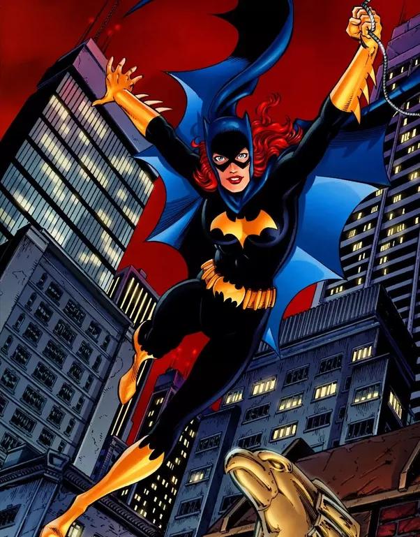 Boy Kick Girl Wallpaper Is It Batgirl Or Batwoman Quora