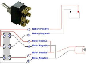 How to wire a 6 pin toggle switch  Quora