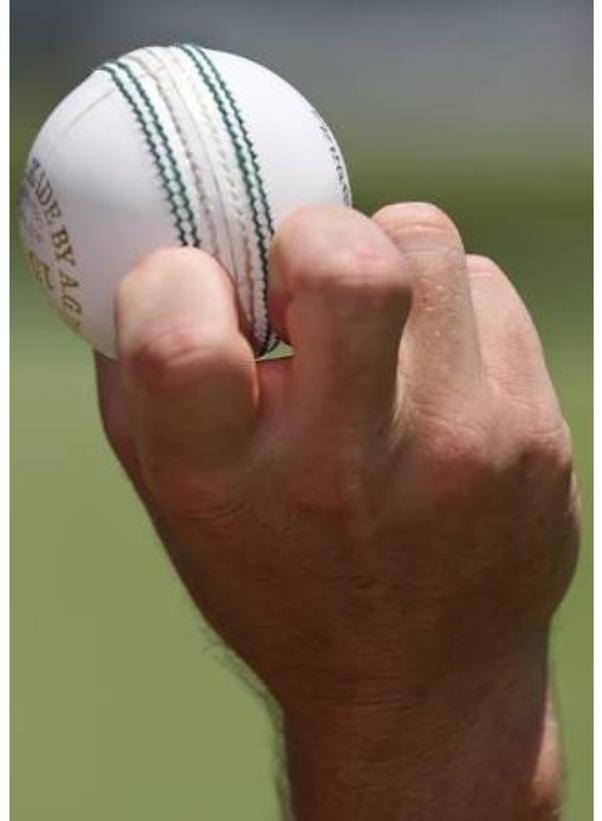 Knuckleball Slow Motion : knuckleball, motion, Knuckle, Cricket,, Effects?, Quora