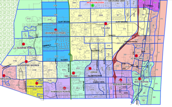 What cities are near Coral Springs FL Quora