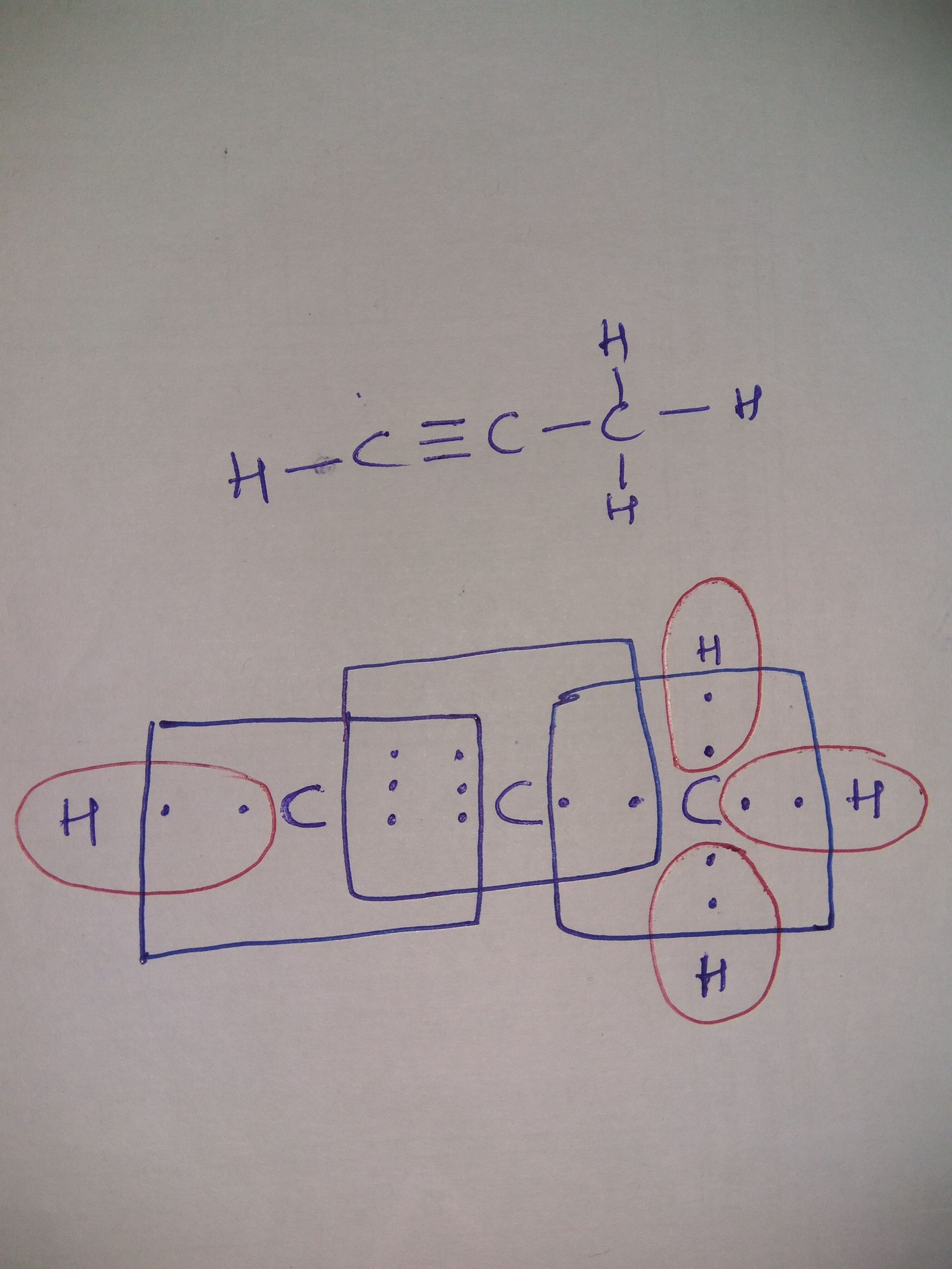 hight resolution of all c atoms have 8e