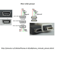 3 Pin Molex Wiring Diagram Bell Telephone How To Tell Which Wire Is Positive Within A Micro Usb Cable - Quora
