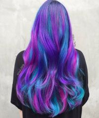 Would you ever dye your hair a color that is not a natural ...