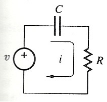 How to calculate the charging and discharging time of a