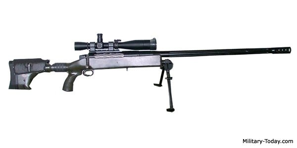 How popular is the Browning .50 caliber as a sniper weapon