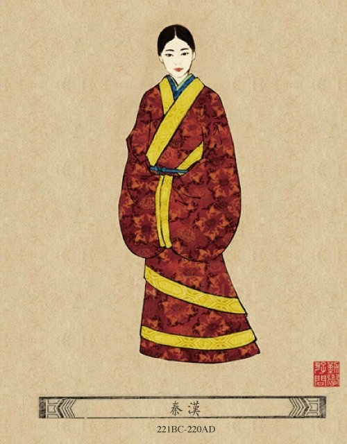 What clothing do people in the Han dynasty wear? - Quora