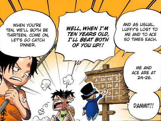 It's as if it in her point of view., robin said. Who Is Luffy S Mother Quora