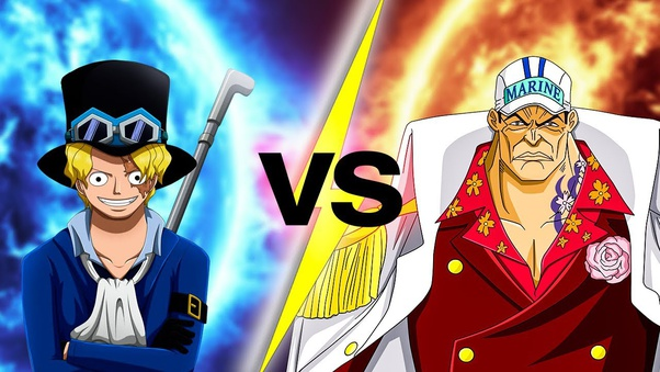 When he taps into his six paths sage mode and his kurama mode combined, he is stronger than anything. Will Luffy kill Akainu? - Quora