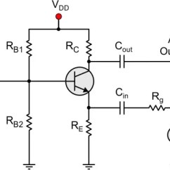 Common Base Configuration Circuit Diagram 1995 Ford Ranger Wiper Motor Wiring What Is The Difference Between Emitter And This Implies That Input Output Signals Share Hence Term One Example Of A In Following Picture