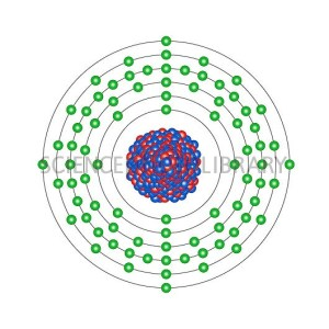 What is the atomic structure of lead?  Quora