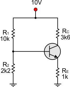 What is the cause of the Bias Instability of a transistor