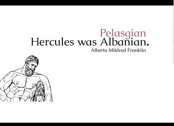 Are Albanians genetically related with Greeks and Slavs