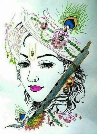 Sri Krishna 3d Live Wallpaper In Which Places Did Lord Krishna Live Quora