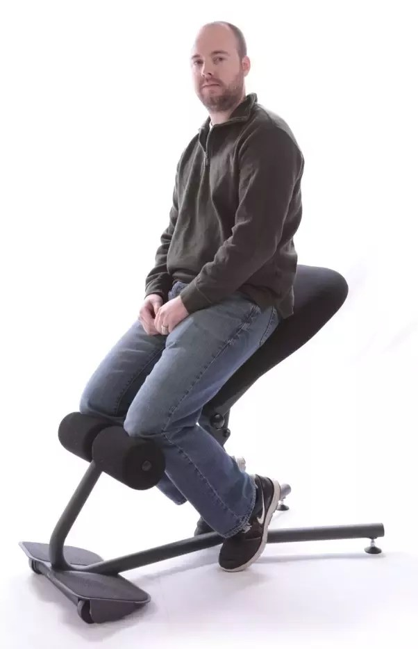 best kneeling chair foam sofa what are the chairs quora moving and changing positions throughout your work day is key to minimizing back pain comfort energy productivity while working at a computer