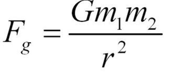 If gravity is the attraction of two objects towards each