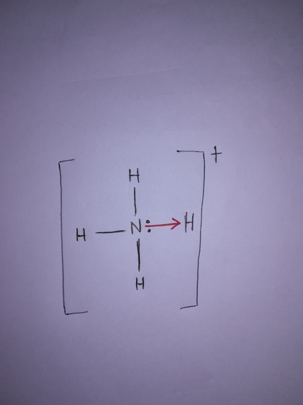 Draw The Lewis Structure For Nh3 : lewis, structure, Lewis, Structure?, Quora