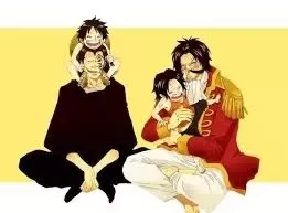 This includes his grandfather, monkey d. Who Is Luffy S Mother Quora