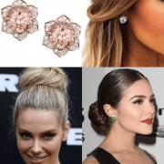 type of earrings wear