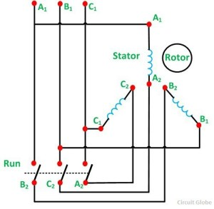 What is the proper stardelta motor connection?  Quora